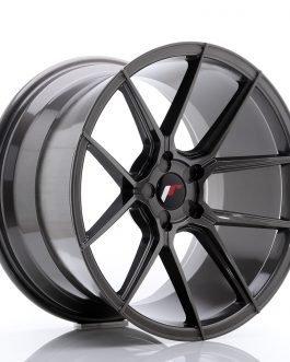 JR Wheels JR30 19×11 ET15-40 5H Blank Hyper Gray