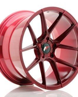 JR Wheels JR30 19×11 ET15-40 5H BLANK Platinum Red