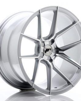 JR Wheels JR30 19×11 ET15-40 5H BLANK Silver Machined Face