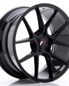 JR Wheels JR30 19×8,5 ET20-42 5H BLANK Glossy Black