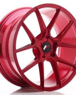 JR Wheels JR30 19×8,5 ET20-42 5H BLANK Platinum Red
