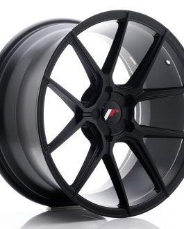 JR Wheels JR30 19×9,5 ET20-40 5H BLANK Matt Black