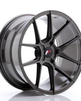 JR Wheels JR30 19×9,5 ET20-40 5H Blank Hyper Gray