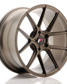 JR Wheels JR30 19×9,5 ET20-40 5H BLANK Matt Bronze