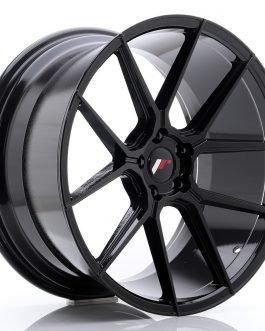 JR Wheels JR30 20×10 ET40 5×112 Glossy Black