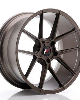 JR Wheels JR30 20×10 ET40 5H BLANK Matt Bronze