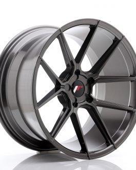 JR Wheels JR30 20×11 ET30-50 5H Blank Hyper Gray