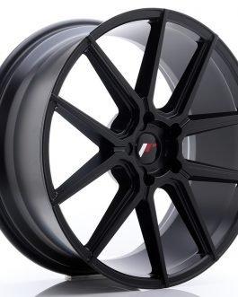 JR Wheels JR30 21×9 ET20-40 5H BLANK Matt Black
