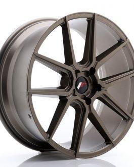 JR Wheels JR30 21×9 ET20-40 5H BLANK Matt Bronze