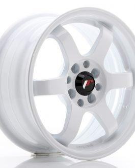 JR Wheels JR3 15×7 ET25 4×100/108 White