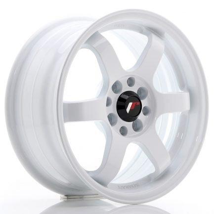 JAPAN RACING JR Wheels JR3 15x7 ET25 4x100/108 White 7.00x15