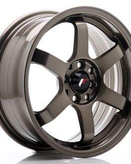 JR Wheels JR3 16×7 ET40 4×100/114 Bronze