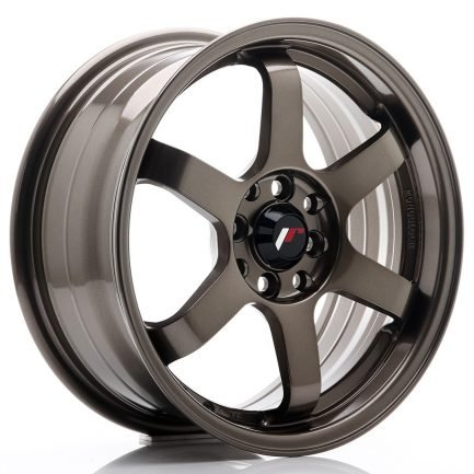 JAPAN RACING JR Wheels JR3 16x7 ET40 4x100/114 Bronze 7.00x16