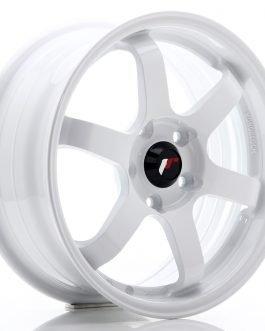 JR Wheels JR3 16×7 ET40 5×114,3 White