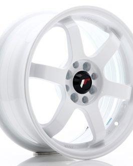 JR Wheels JR3 16×7 ET25 4×100/108 White