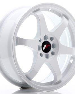 JR Wheels JR3 17×7 ET40 4×100/114 White