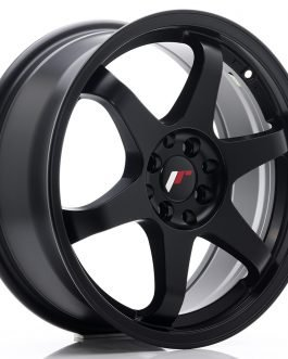 JR Wheels JR3 17×7 ET40 5×100/114 Matt Black