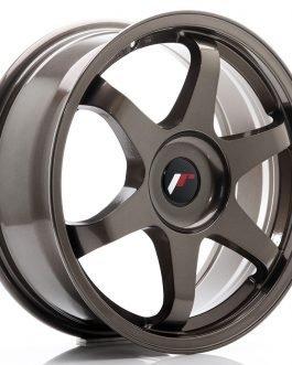 JR Wheels JR3 17×7 ET35-42 BLANK Bronze