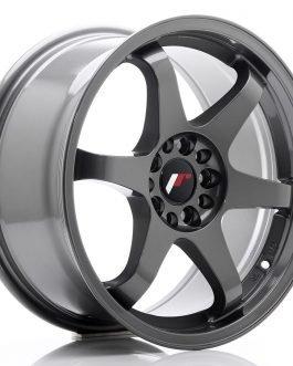JR Wheels JR3 17×8 ET35 5×108/112 Gun Metal