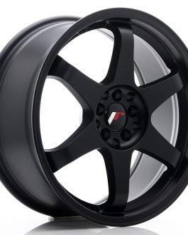 JR Wheels JR3 18×8 ET40 5×112/114 Matt Black