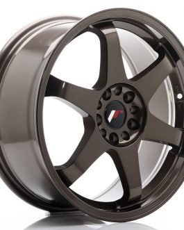 JR Wheels JR3 18×8 ET40 5×112/114 Bronze