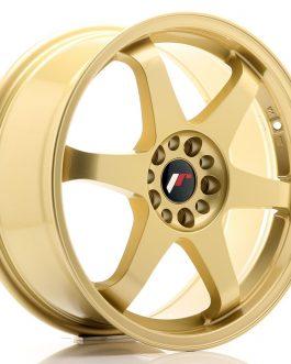 JR Wheels JR3 18×8 ET40 5×100/108 Gold