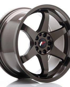 JR Wheels JR3 18×9 ET40 5×112/114 Bronze