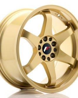 JR Wheels JR3 18×9 ET40 5×112/114 Gold
