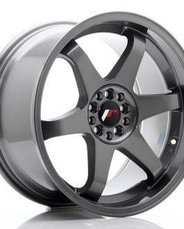 JR Wheels JR3 18×9 ET40 5×112/114 Gun Metal