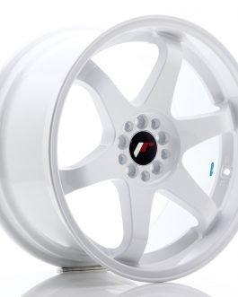 JR Wheels JR3 18×9 ET40 5×112/114 White