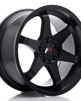 JR Wheels JR3 18×9 ET40 5×100/108 Matt Black
