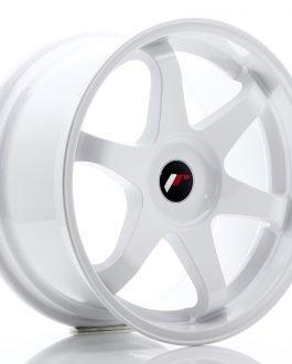JR Wheels JR3 18×9 ET20-40 BLANK White