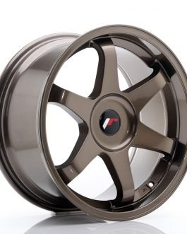JR Wheels JR3 18×9 ET35-40 BLANK Bronze