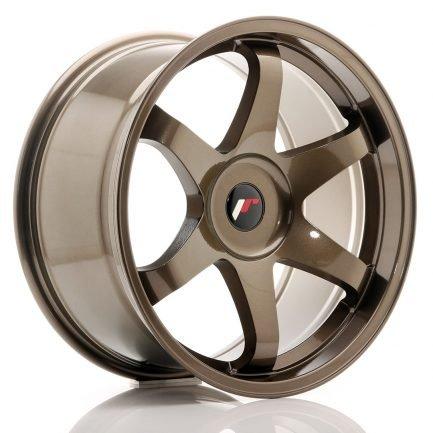 JAPAN RACING JR Wheels JR3 19x9,5 ET22-35 BLANK Bronze 9.50x19