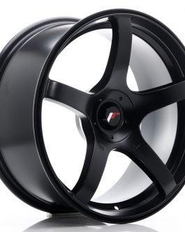 JR Wheels JR32 18×8,5 ET20-38 5H BLANK Matt Black