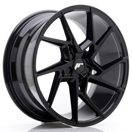 JAPAN RACING JR Wheels JR33 19x8,5 ET35-48 5H Blank Glossy B 8.50x19