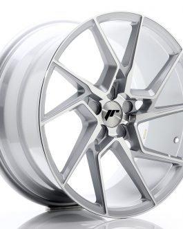 JR Wheels JR33 19×9,5 ET20-45 5H BLANK Silver Machined Face