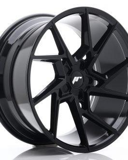 JR Wheels JR33 20×10 ET20-40 5H BLANK Gloss Black