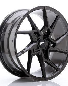 JR Wheels JR33 20×9 ET20-48 5H BLANK Hyper Gray
