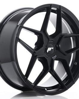 JR Wheels JR34 19×8,5 ET35-40 5H BLANK Gloss Black