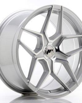 JR Wheels JR34 19×9,5 ET35-40 5H BLANK Silver Machined Face