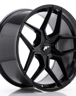 JR Wheels JR34 20×10 ET40 5H BLANK Gloss Black