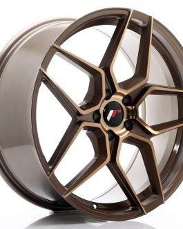 JR Wheels JR34 20×9 ET35 5×120 Platinum Bronze