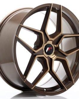 JR Wheels JR34 20×9 ET35-40 5H BLANK Platinum Bronze