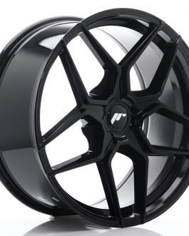JR Wheels JR34 20×9 ET35-40 5H BLANK Gloss Black