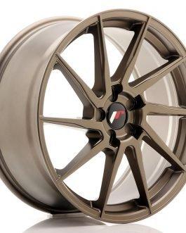 JR Wheels JR36 19×8,5 ET20-50 5H BLANK Matt Bronze