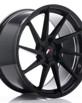 JR Wheels JR36 20×10 ET20-45 5H BLANK Gloss Black
