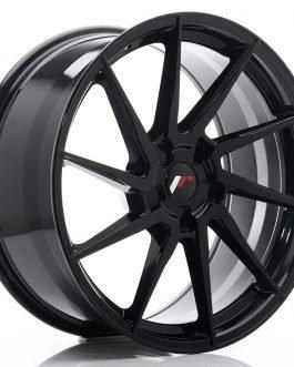 JR Wheels JR36 20×9 ET15-38 5H BLANK Gloss Black