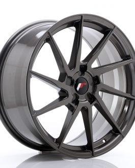 JR Wheels JR36 20×9 ET15-38 5H BLANK Hyper Gray