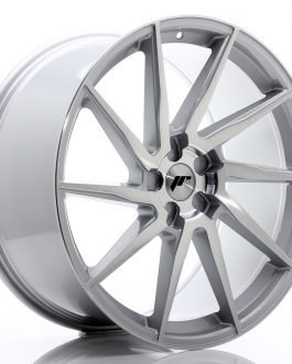 JR Wheels JR36 22×10,5 ET15-55 5H BLANK Silver Brushed Face